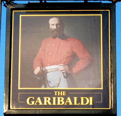 And finaly the Garibaldi in 2012